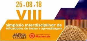 Simpósio Interdisciplinar de Dificuldade de Ensino e Aprendizagem @ Universidade Presbiteriana Mackenzie | São Paulo | Brasil